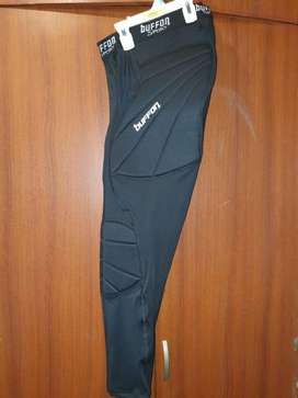 Pantalon Leggins de Arquero Profesional Buffon LARGE Y XL