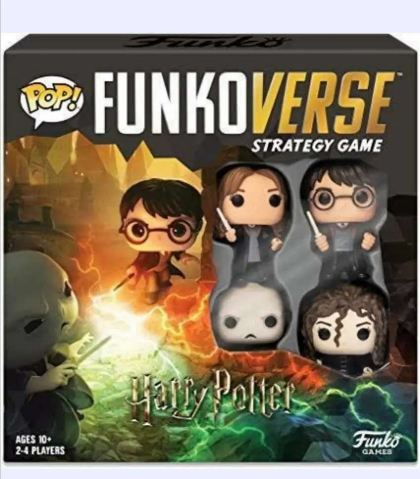 Funko Verse Strategy Game Harry Potter 0