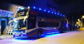 BUS DE 2 PISOS CON TODOS LOS DOCUMENTOS VIGENTESS