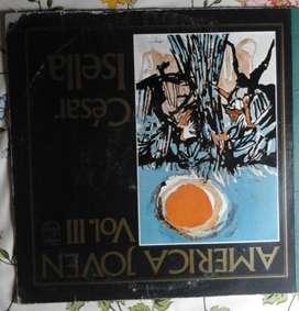 Lp disco música folclore parte 2
