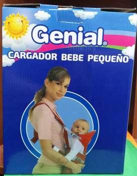 Cargador de bebé pequeño