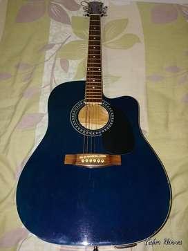 Guitarra Palmer electroacustica