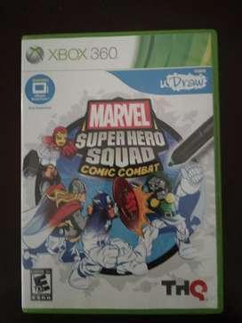 Juego marvel superhero squad