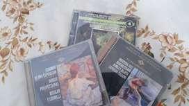 ¡¡De colección!! CDs de Música Clásica y selecta. Cada uno $5.000.