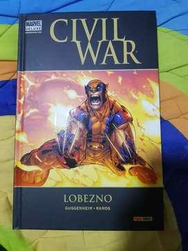 Comic  CIVIL WAR (LOBEZNO)