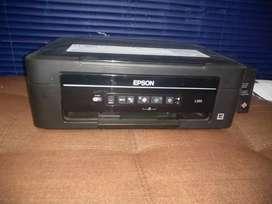 Impresora Epson L355 con WiFi cambio o vendo.