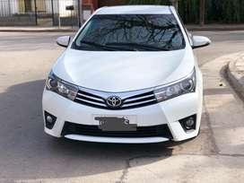 Toyota corola xei pack 2015