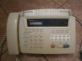 fax Brother modelo fax275