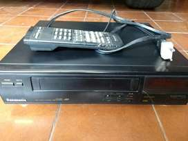 Video Casetera Panasonic 1250 Funciona