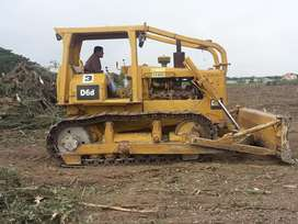 Se Alquila Tractor D6d