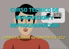 Curso técnico de reparación de ECU.