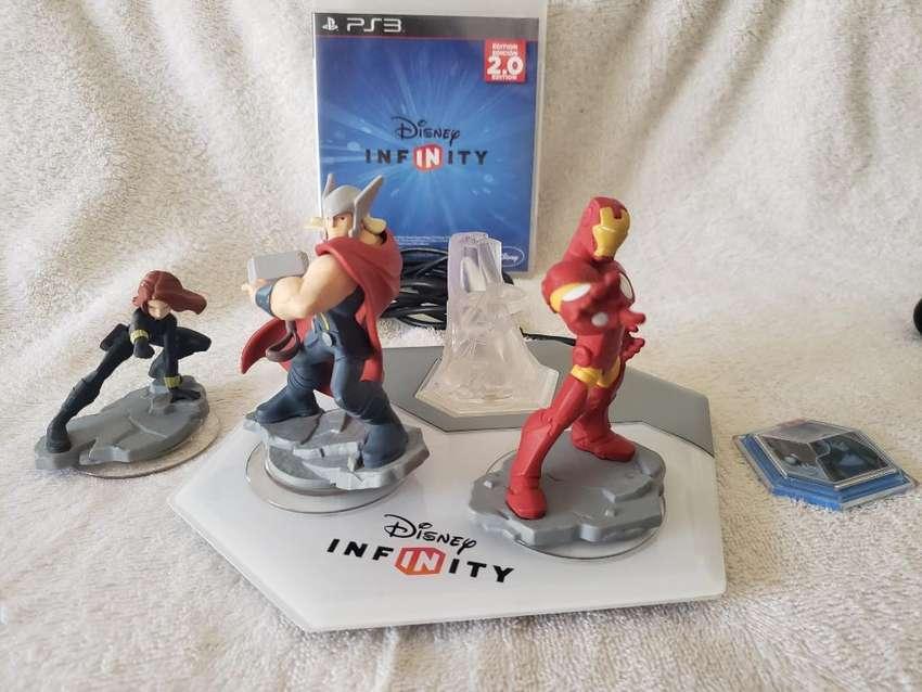 Disney Infinity Impecable Marvel 0