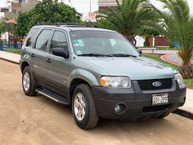 Ford Escape modelo 2008 impecable full full