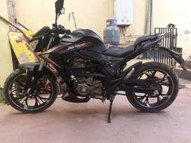 Venta de motocicleta Ronco Boltra200