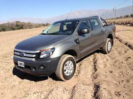 Ford Ranger. Doble Cabina. Diesel. 4x2. Modelo Safety. Año 2013y 2.2 lts. Safety