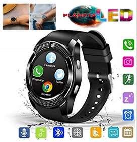 Reloj Smart Watch Celular Cámara Chip Sd Bluetooth Musica..