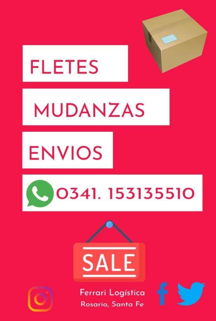 FLETES Y MUDANZAS A TODO EL PAÍS! 0