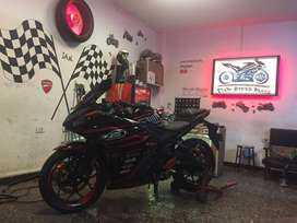 Yamaha R3 modelo 2015 48k