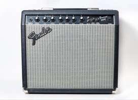 Amplificador Fender + Pedalera Zoom G2 Nu