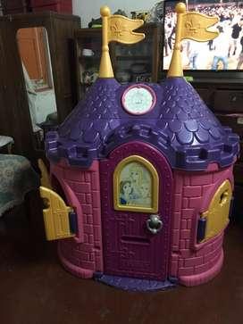 Castillo de princesas en barranco