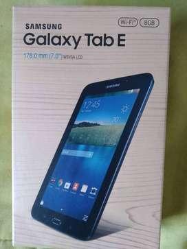 Vendo Tablet Samsung E Wifi T113NU c garantia Tventas hasta Junio 2020