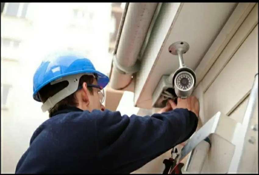 Instalación de cámaras de vigilancia Bogota