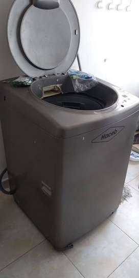 lavadora marca Haceb de segunda