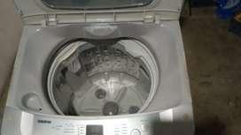 Lavadora digital LG