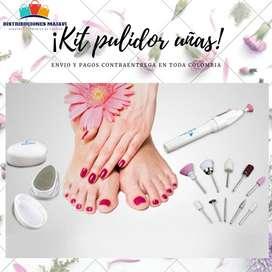 Kit Pulidor Uñas Manicure Pedicure Uñas Pedimate + Obsequio segunda mano  Olarte