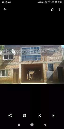Vendo Casa 2 plantas