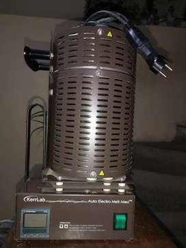 Horno Electrico para fundir metales