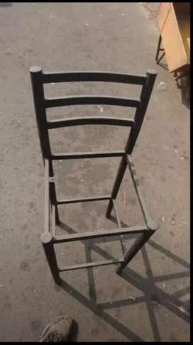 Marcos de silla para negocio o cafetería