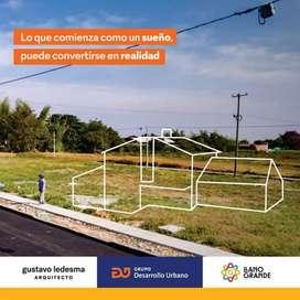Se vende lote esquinero de 114,90 mtr cuadrados  en Santander de quilichao