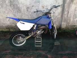 De vende Yamaha Yz 85cc