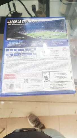 Fifa 19 PS4 Poco uso
