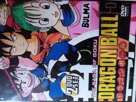 Anime de dragon ball, Z y GT completa