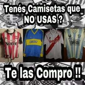Camiseta Fútbol Argentino antigua
