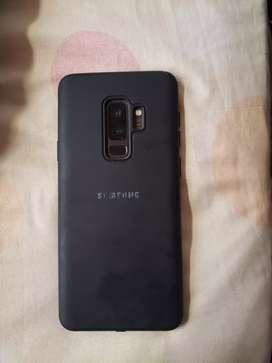 En venta samsung  Galaxy S9 plus de 64GB a S/.1700 soles