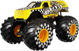 Hot Wheels Monster Trucks 1:24 Taxi Vehicle