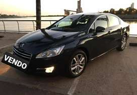 PEUGEOT 508 UNICA MANO AUTOMÁTICO IMPECABLE