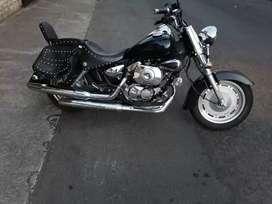 Hermosa moto como nueva