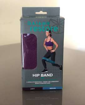 Kit Banda de Resistencia 2 Niveles (Light/Medium) Marca GAIAM