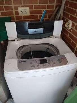 Vendo lavadora LG 18 Lbs