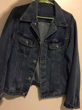 Campera Jean Vintage