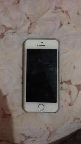 iPhone 5S de 32 Giga