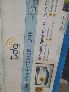 Antena TDA nueva
