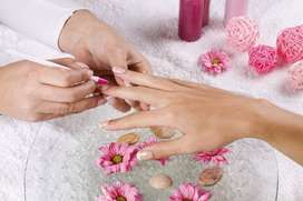 enseñanza en manicure y pedicure