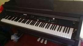 piano Ringway TG8862- 3 PEDALES