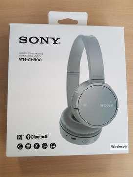 Audifonos Sony Whch500 Inalambrico