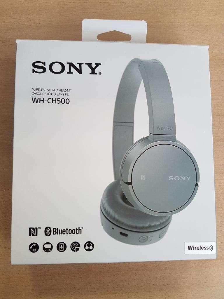 Audifonos Sony Whch500 Inalambrico 0